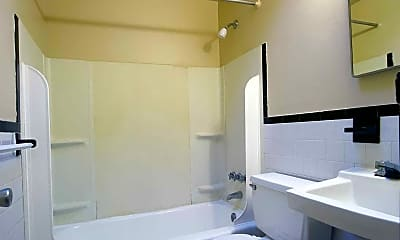 Bathroom, Rosalind Townhomes, 2