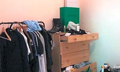Bedroom, 1 Boerum St, 2
