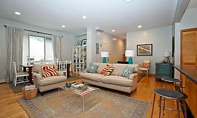 Living Room, 105 E 9th St, 0