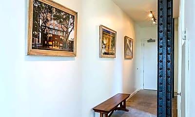 Foyer, Entryway, The Pythian, 2