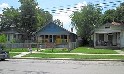 Building, 1320 Hays St, 1