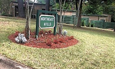 Northeast Hills Apartments, 1