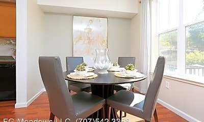Dining Room, 3587 Round Barn Blvd Manager Office, 1