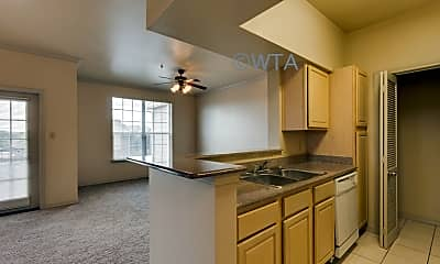Kitchen, 250 South Stagecoach Trail, 1