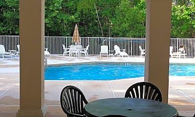 Pool, 8601 Beach Blvd #1413, 1