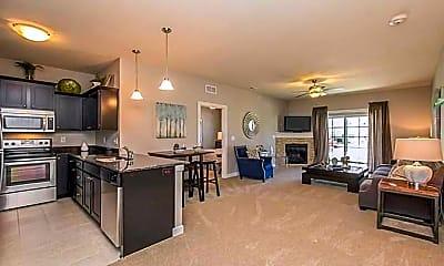 Kitchen, Brookview Pointe Condominiums, 0