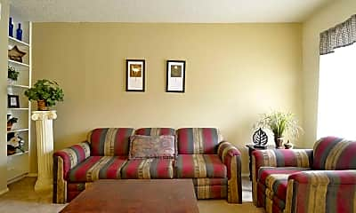 Living Room, Vaquero Place, 1