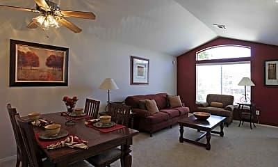 Living Room, The Breakers Resort, 1
