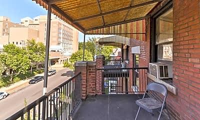 Patio / Deck, 3640 Shaw Blvd, 2