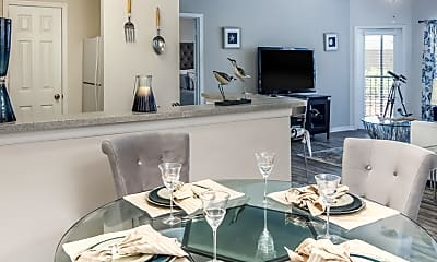 Dining Room, Post Rocky Point, 2