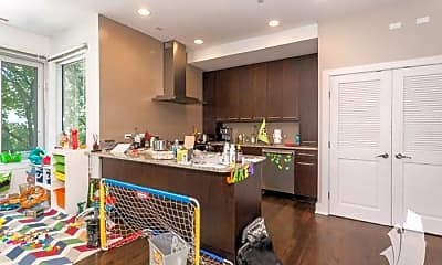 Kitchen, 3255 N Paulina St, 1