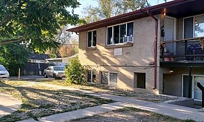 Building, 1625 Joliet St, 0
