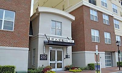 Building, Belmont At Freemason, 0