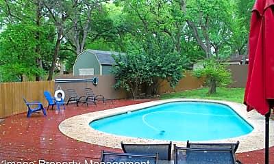 Pool, 7207 Towering Oaks Dr, 0