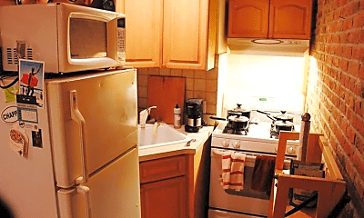 Kitchen, 126 Willoughby Ave WF, 1