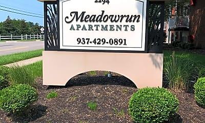 Meadowrun Apartments, 1