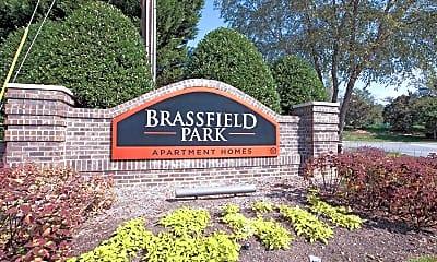 Community Signage, Brassfield Park, 2