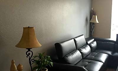 Living Room, Catalina Village, 2