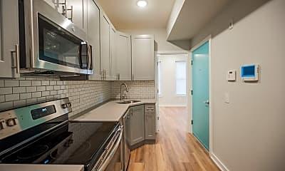 Kitchen, 4014 Green St, 1