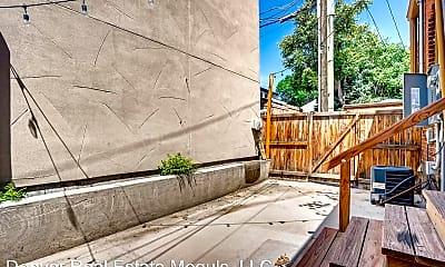 Patio / Deck, 2315 E. 5th Ave., 2