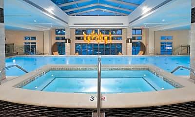 Pool, Harrison at Reston Town Center, 1