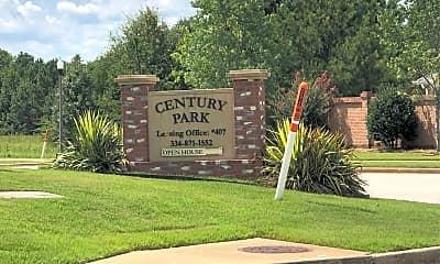 CENTURY PARK APARTMENTS, 1