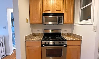 Kitchen, Wrightwood and Orchard, 2