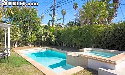 Pool, 832 N Crescent Heights Blvd, 0