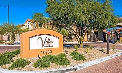 Community Signage, Villas At San Dorado, 2