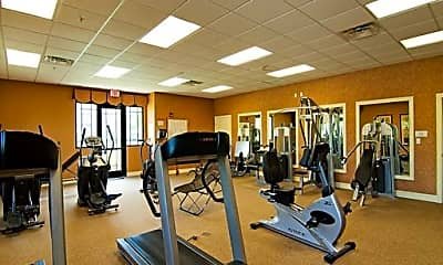 Fitness Weight Room, 8470 Kingbird Loop, 2