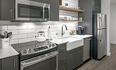 Kitchen, Couch 9, 0