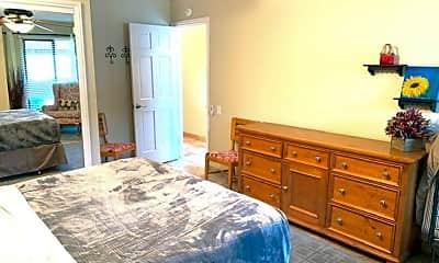 Bedroom, 1655 E. Palm Canyon Dr #703, 2