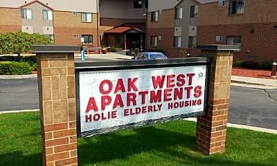 Oak West Apartments, 1