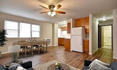 Living Room, 4747 19th St, 0