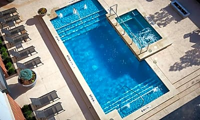 Pool, The Vue Apartments, 1