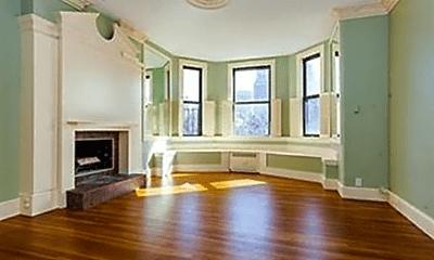 Living Room, 41 Commonwealth Avenue, 1