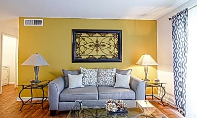 Living Room, Coral Islands, 1