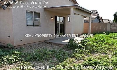 Building, 6806 W Palo Verde Dr, 2