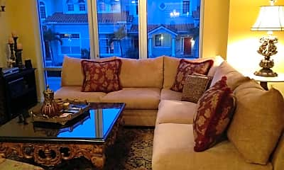 Living Room, 235 Cocoanut Ave, 1