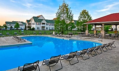 Pool, Preston Pointe At Inverness Affordable, 1