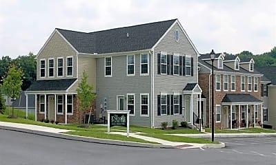Building, Villages at Laurel Ridge & The Encore Apartments & Townhomes, 1