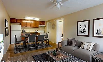 Living Room, 5917 Oak River Dr, 1