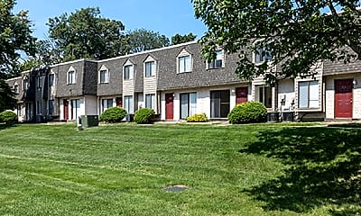 Building, Evergreen Terrace Apartments and Townhomes, 0