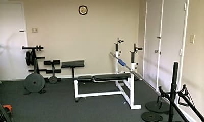 Fitness Weight Room, 1515 Day Ave, 2