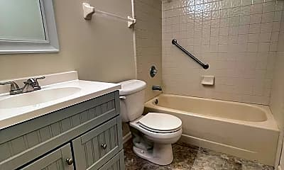 Bathroom, 10837 NW 32nd Place, 2