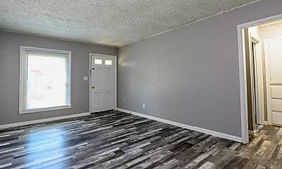 Living Room, 1037 S Vine St, 1