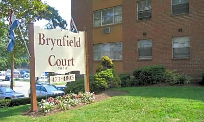 Brynfield Court Apartments, 1