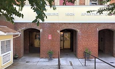 Lynchburg High Apartments, 1
