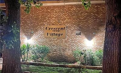 Community Signage, 1004 Austin St 9, 2