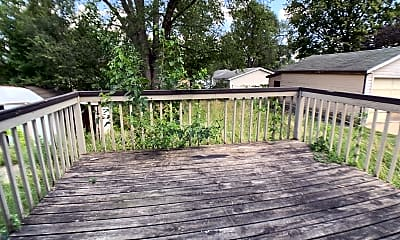 Patio / Deck, 2823 Columbia St, 2